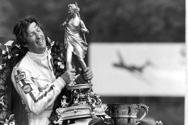 Jochen Rindt Formula 1's only posthumous world