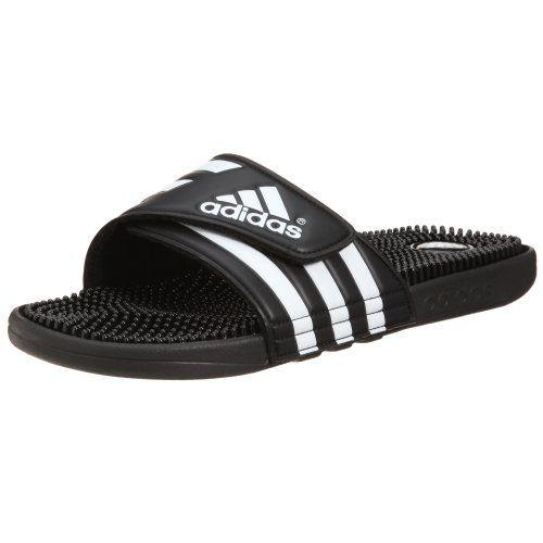Adidas Originals Adissage, Unisex Adults' Beach & Pool Shoes ...