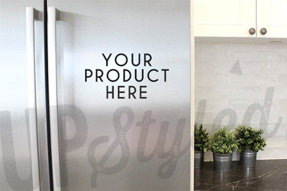 Click to download F135 Fridge Magnet Mock Up by UpStyled