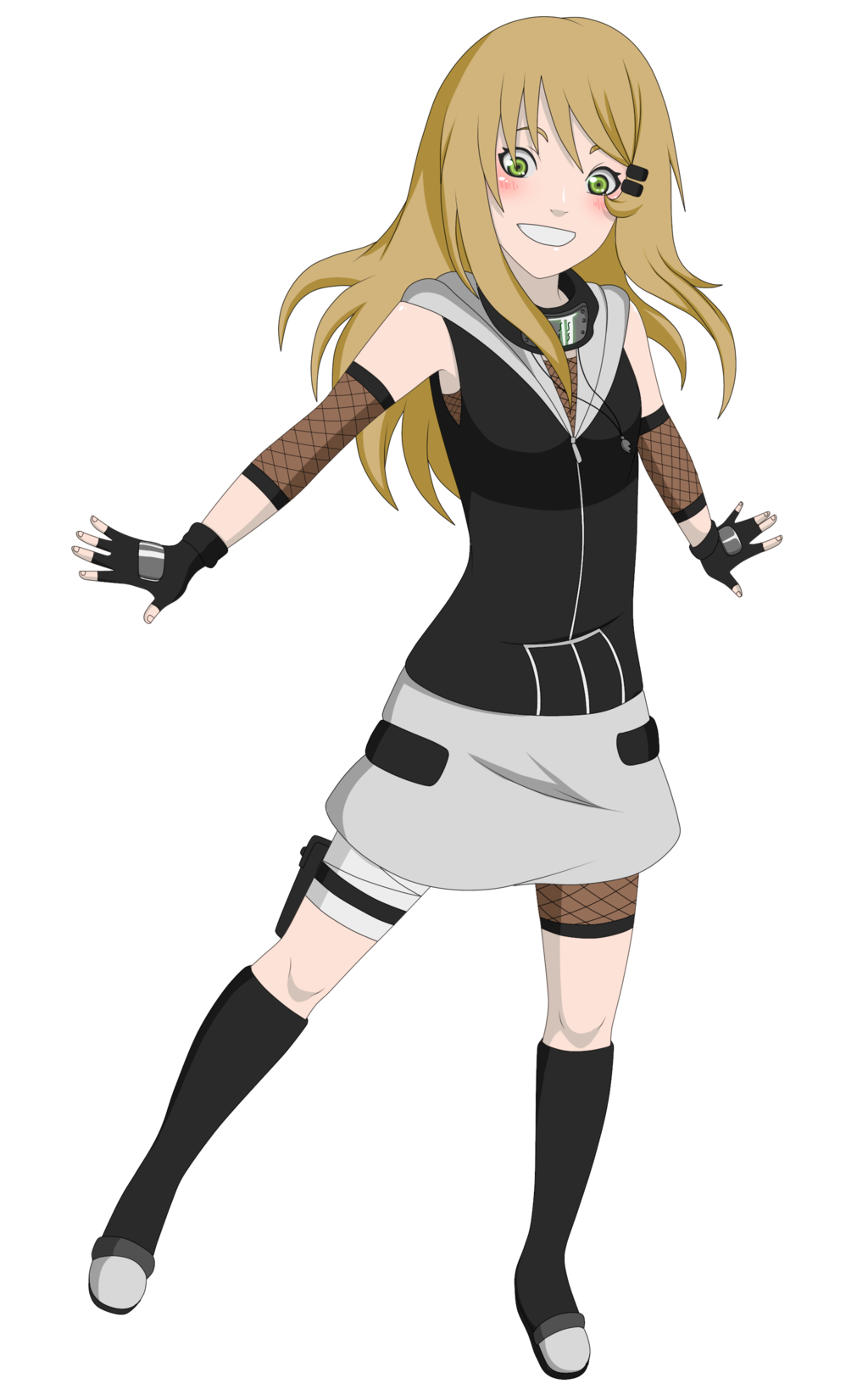 Female Anime Characters 90s : Naruto oc google search … pinteres…