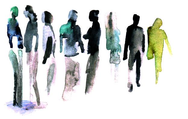 gestured figures by Metamundus