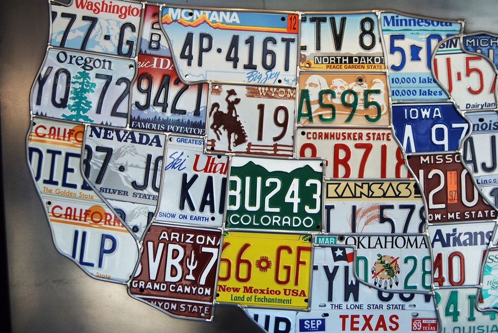 Symbols May Make License Plates Easier to Read, Remember