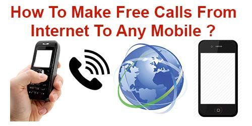 Free Tricks & Tips : How To Make Free Calls From Internet To