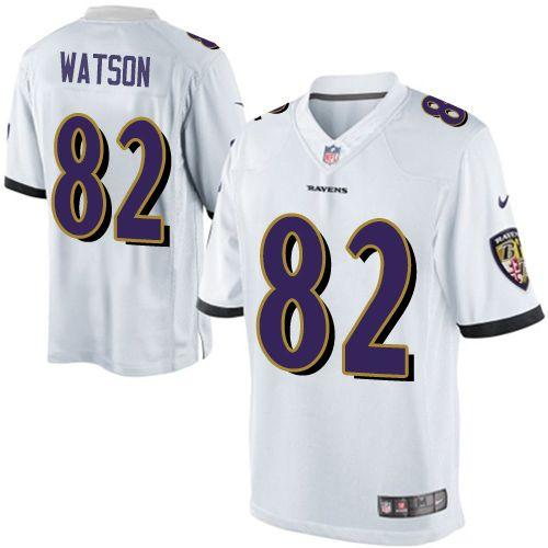 ... name number logo t 384f7 e4fdb  promo code for mens nike baltimore  ravens 82 benjamin watson limited white nfl jersey b15f0 13a30 e41e4047e