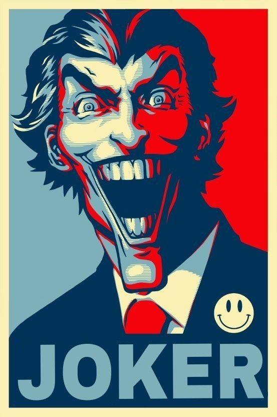 Joker for president