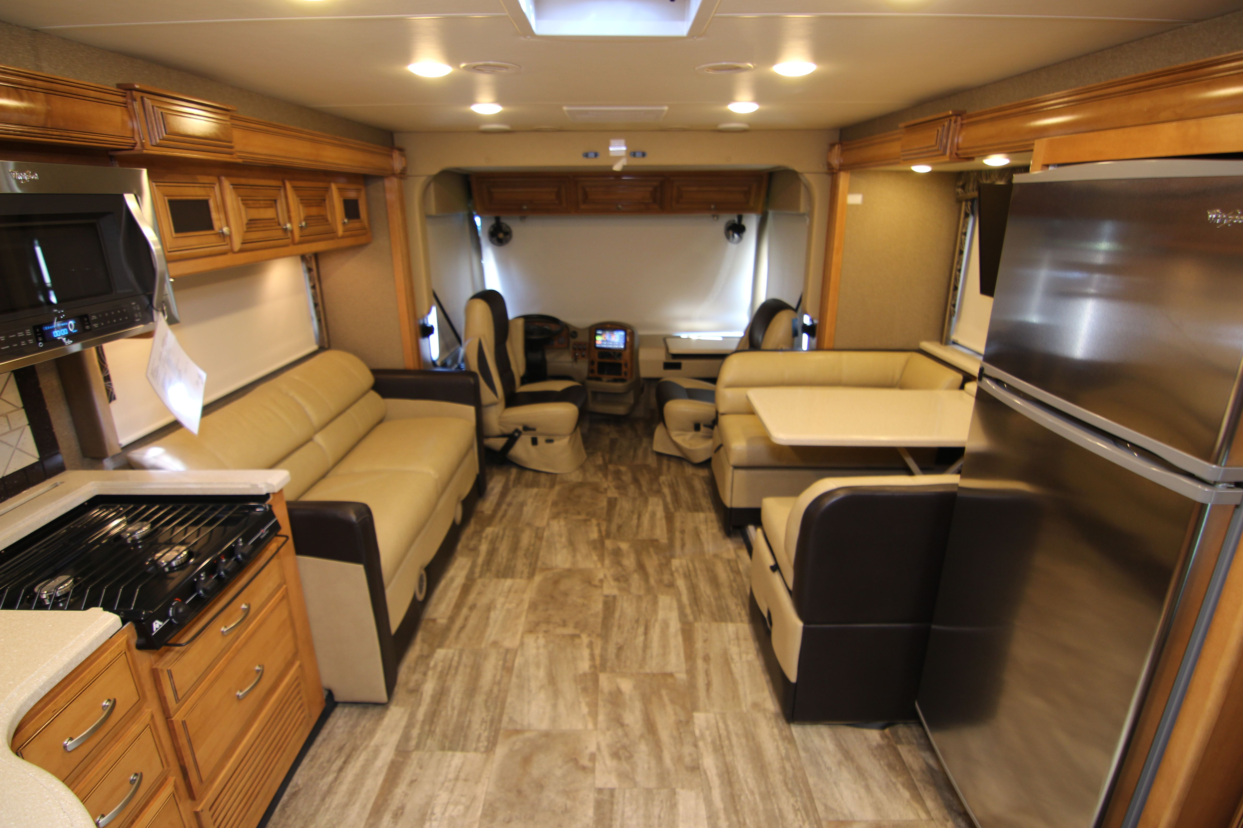 2016 Thor Palazzo Luxury Motorhome from Thor Motor Coach