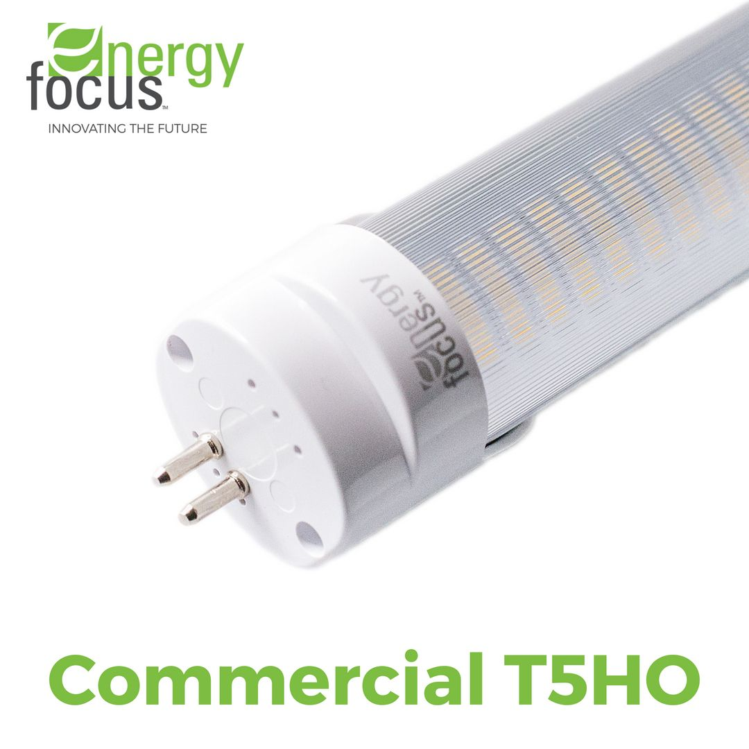 Commercial T5 High Output Led Tube Led Tubes Led Energy Focus