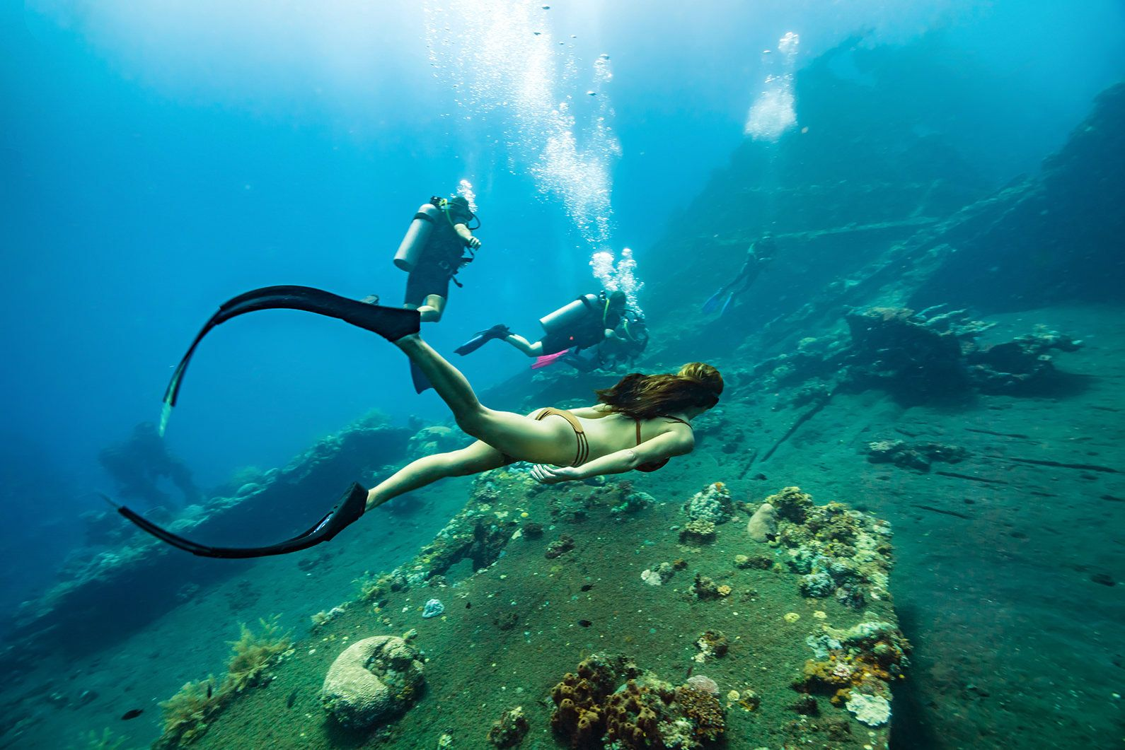 Hold your breath -   Scuba diving photography Swimming ...