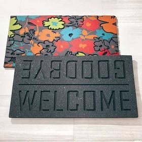 Welcome/Goodbye Doormat