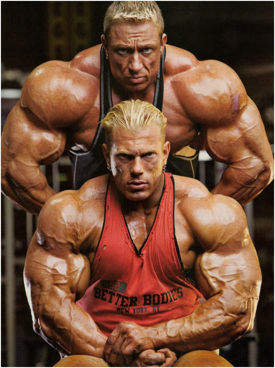 Markus Ruhl - Page 2 - Bodybuilding com Forums | Lifting and
