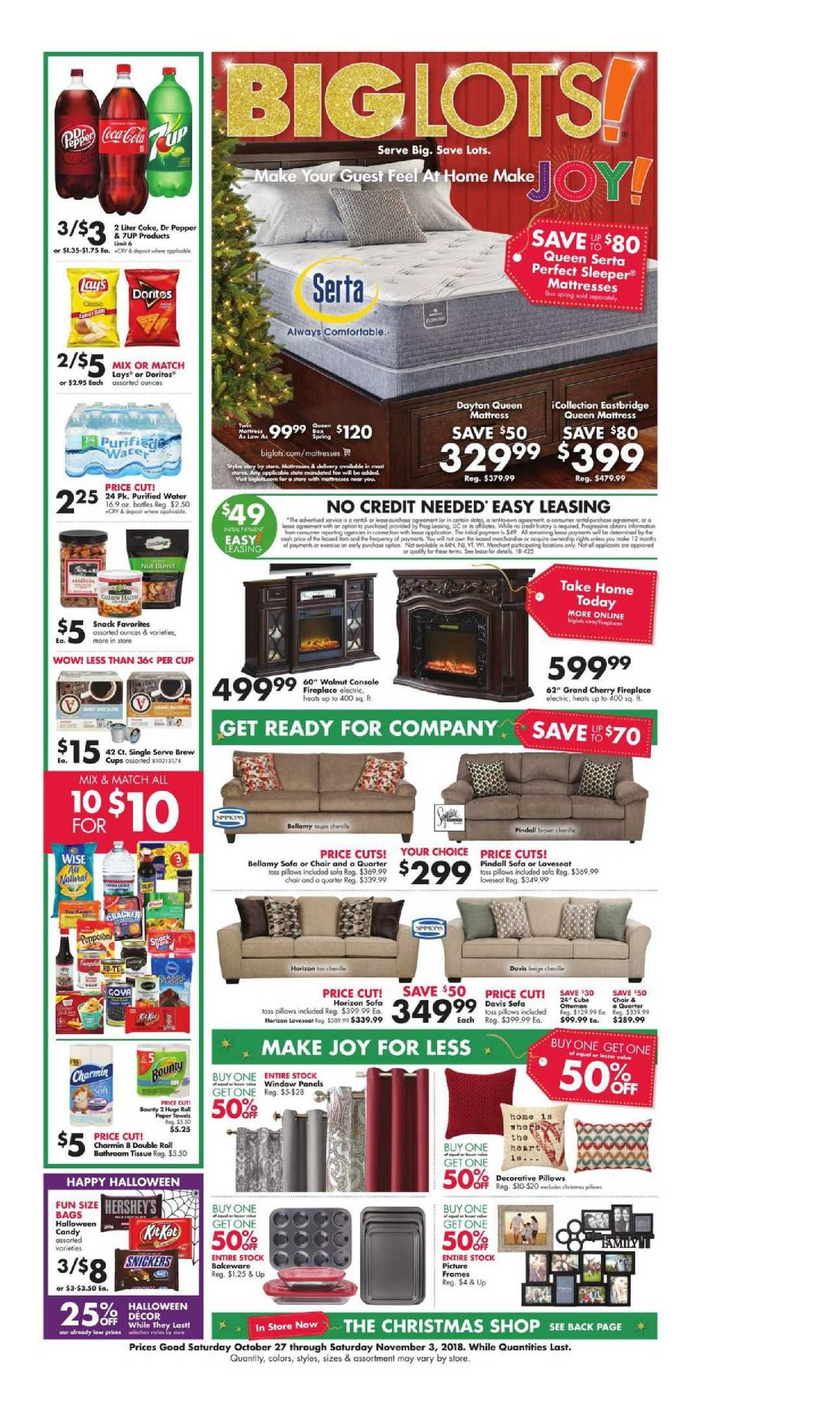 big lots weekly ad