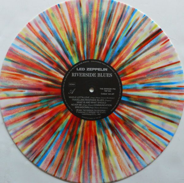 This Just Really Cool Art Not Too Fond Of Led Zeppelin Though Vinyl Record Art Led Zeppelin Vinyl Record Art