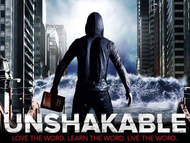Unshakable - Sermon Bumper by North County Christ the King. Opener for the sermon during the Unshakable series.