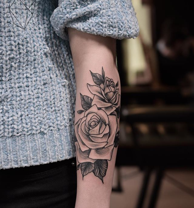 Pin By Maya Kolevich On Tattoo Ideas Pinterest Tatuajes Brazos - Tatuajes-femeninos-en-el-brazo
