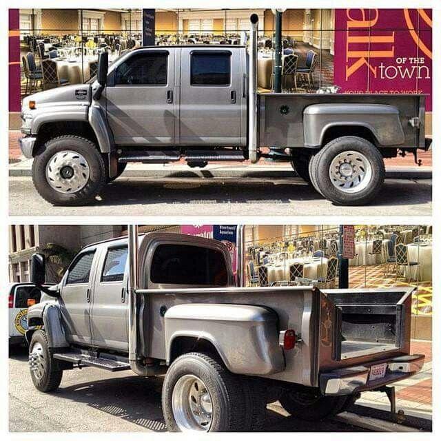 Chevy Kodiak Big Trucks Chevrolet Trucks Cool Trucks
