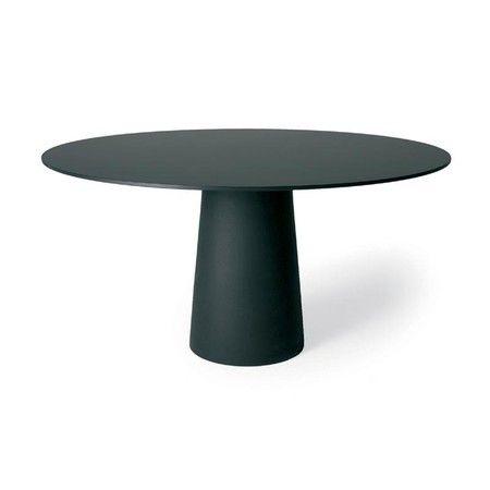 Moooi Container Tisch 120cm Tisch Hohenverstellbar Runder