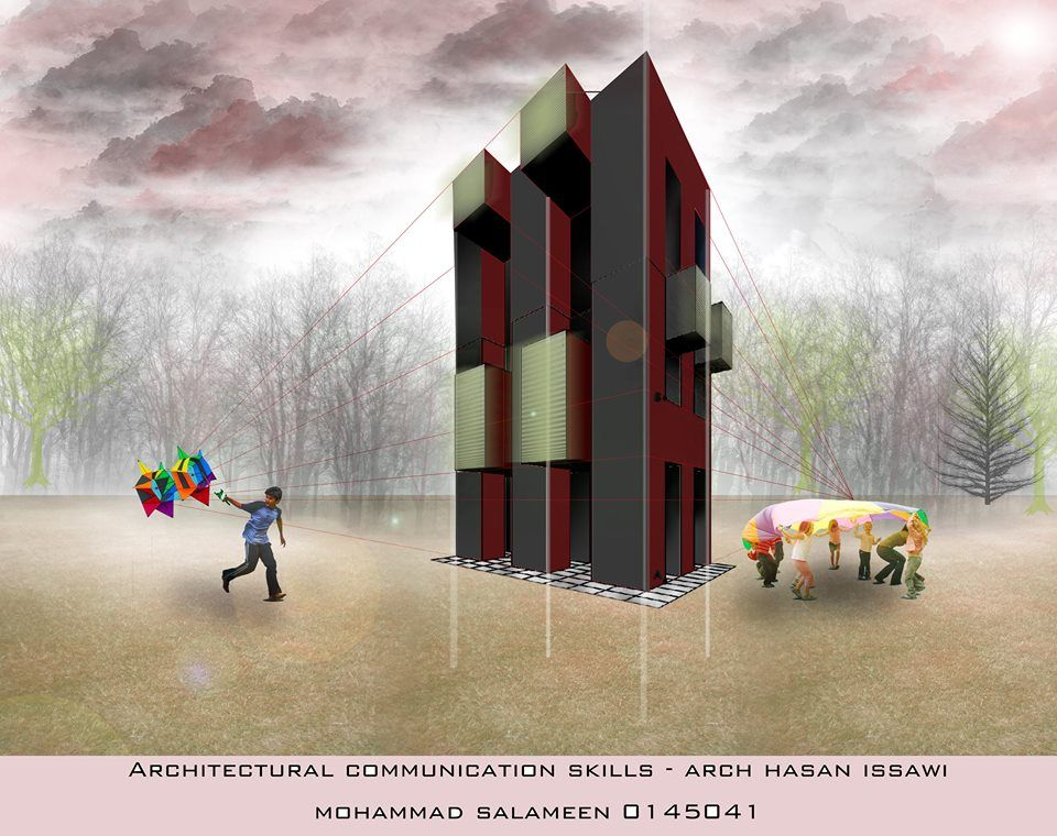 Mhmd Salameen‎ Architectural Communication Skills-