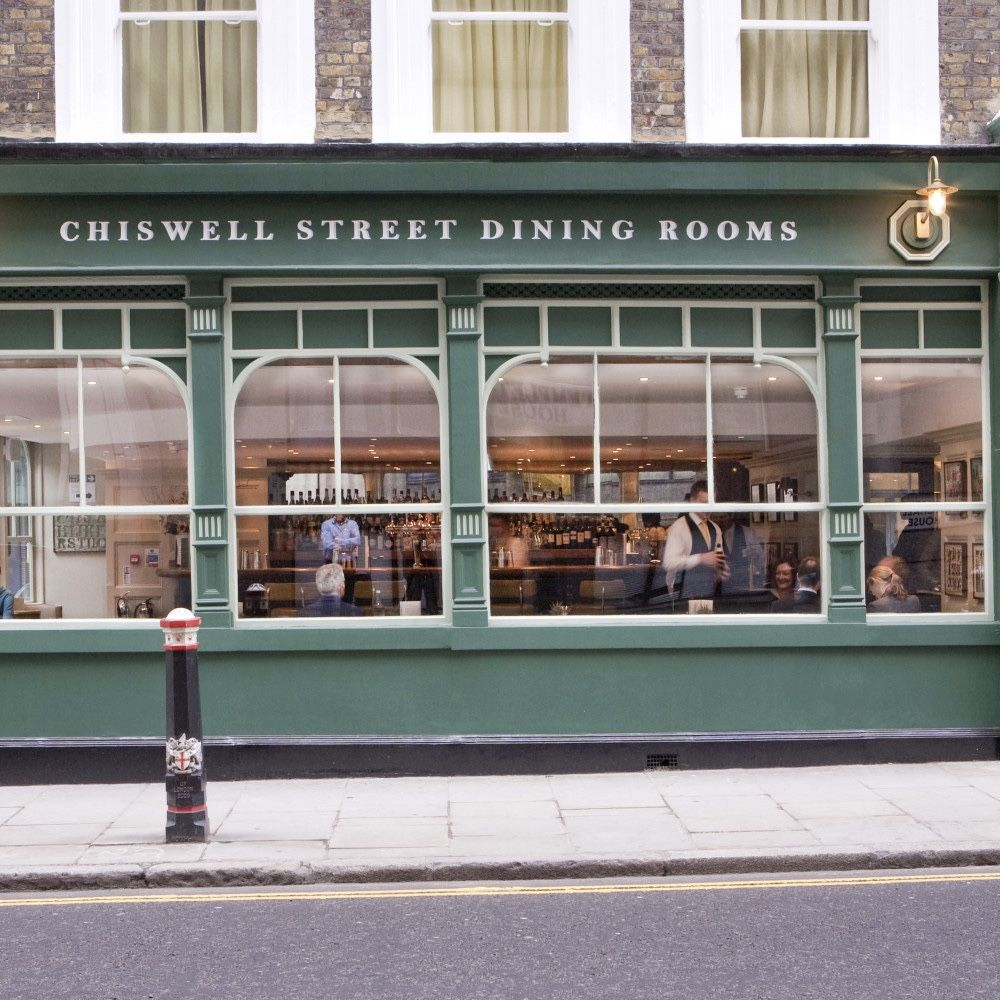 My Fave For Breakfast Meetingsbishopsgate Kitchen  Spitalfields Delectable Chiswell Street Dining Room Design Ideas
