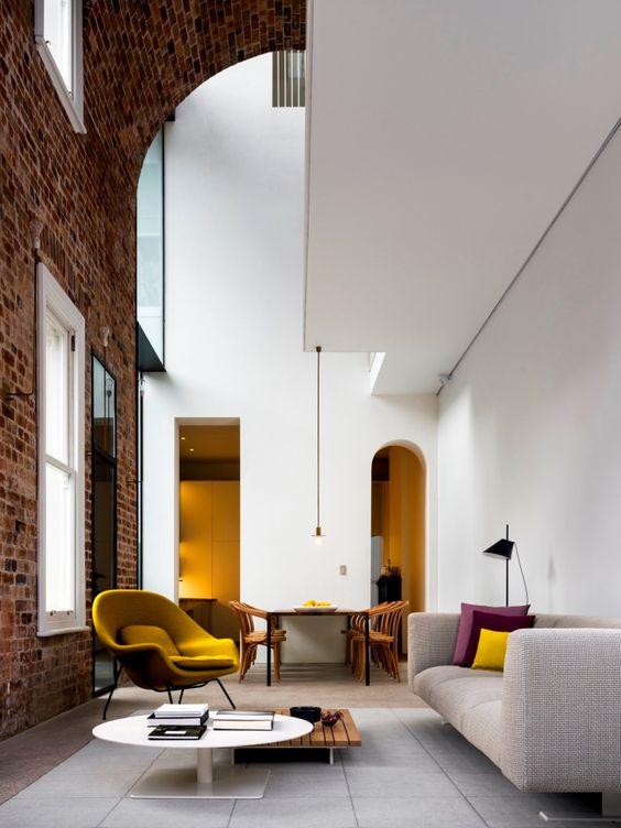 Renato D Ettorre Architects Albion Street Italianate House