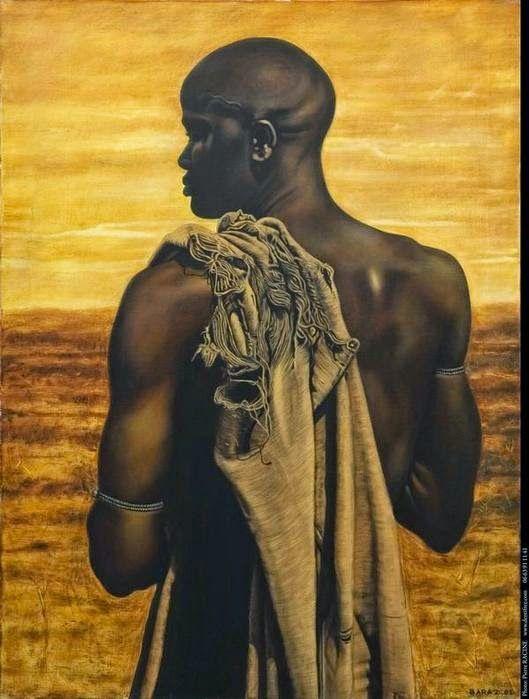 Sacha Baraz #pintura