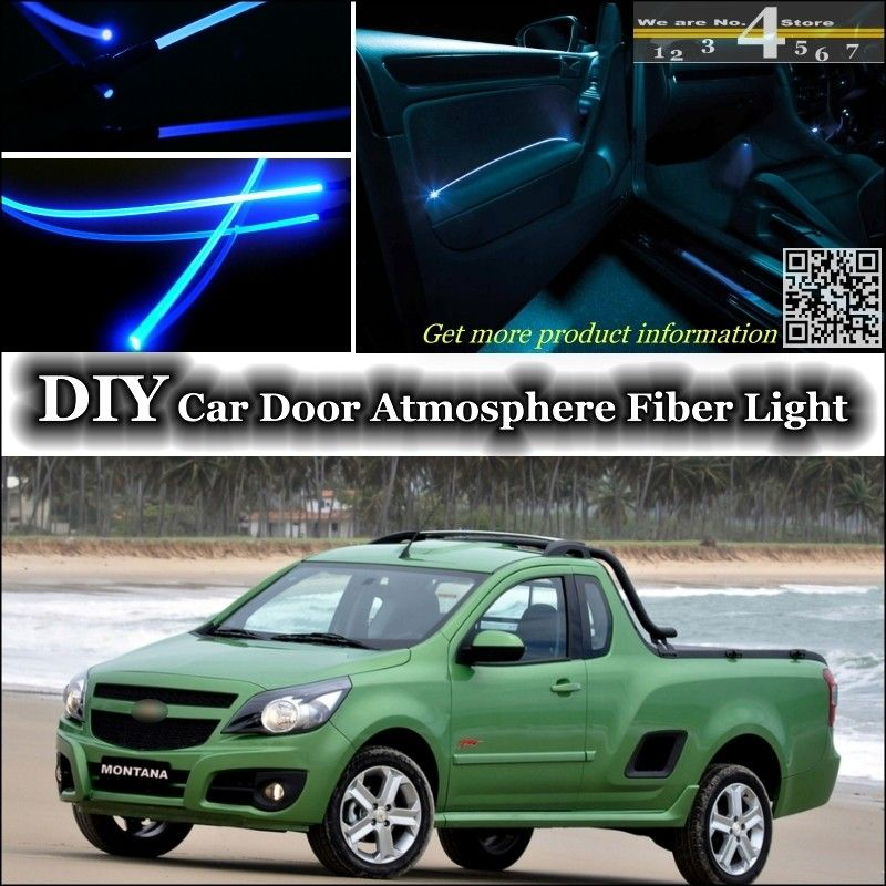 For Chevrolet Montana Tornado Corsa Utility Interior Ambient Light