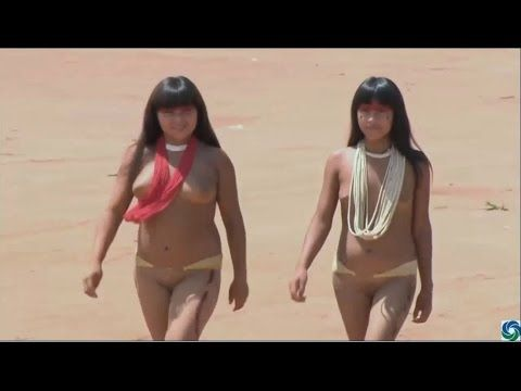 nude people in african village