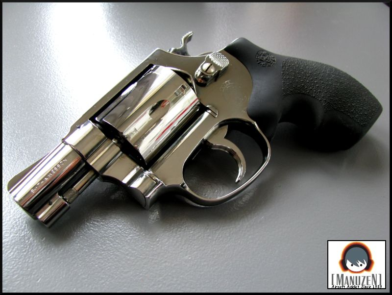 S&W M36 Chef Special 6mm BB Brand: Tanaka