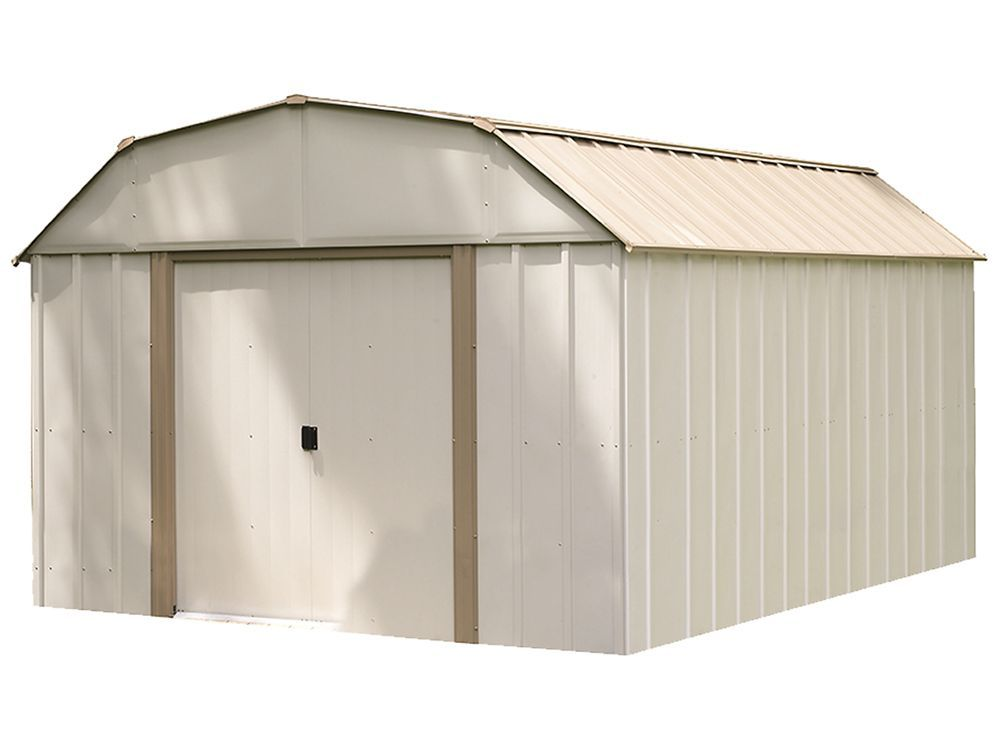 Lexington 10 Ft X 14 Ft Steel Storage Shed Steel Storage Sheds