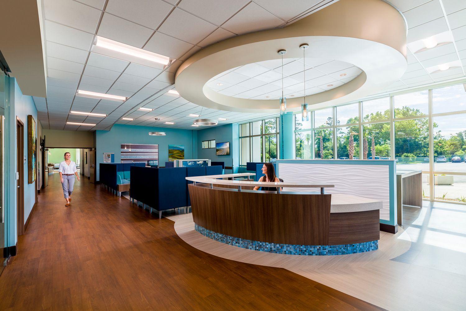 Baptist Medical Center Beaches Surgery Center Renovation