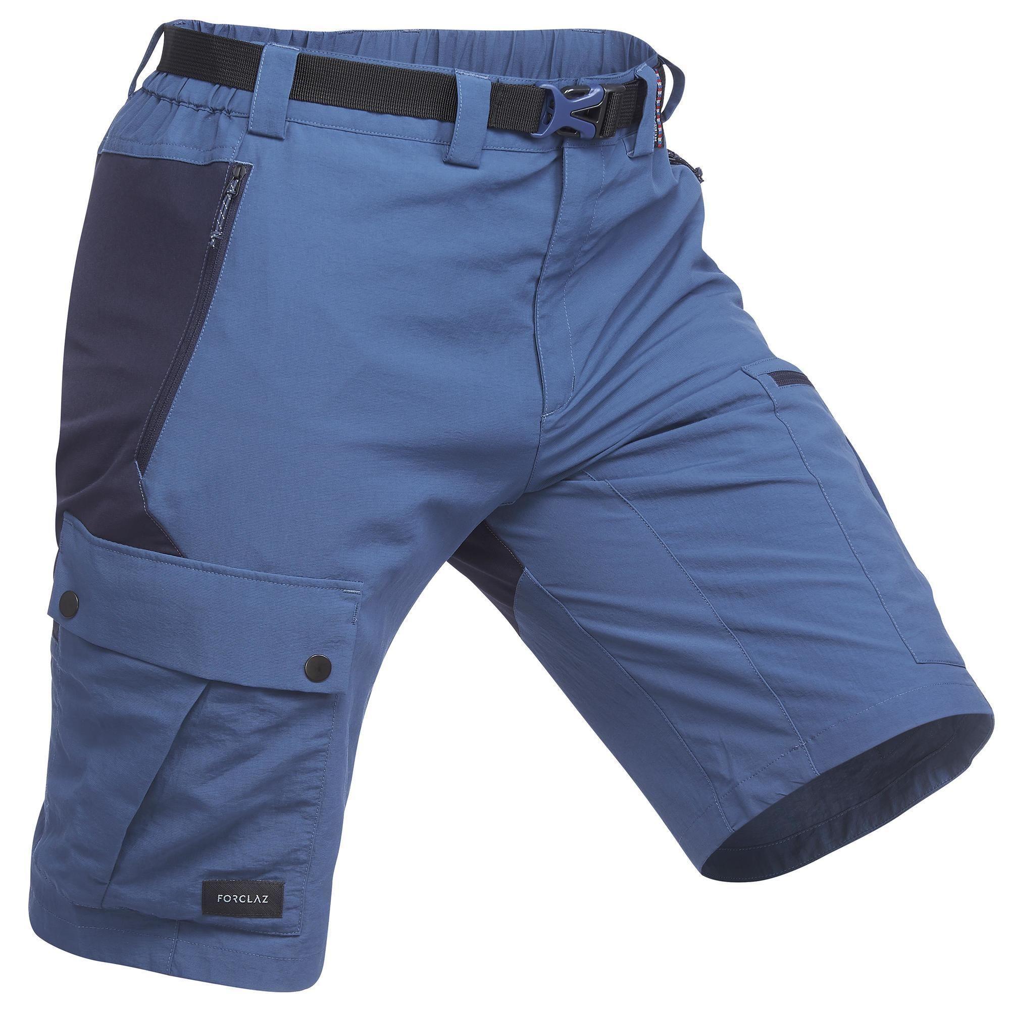 Forclaz Spodnie Trekkingowe Trek 900 Meskie Khaki Ceny I Opinie Ceneo Pl