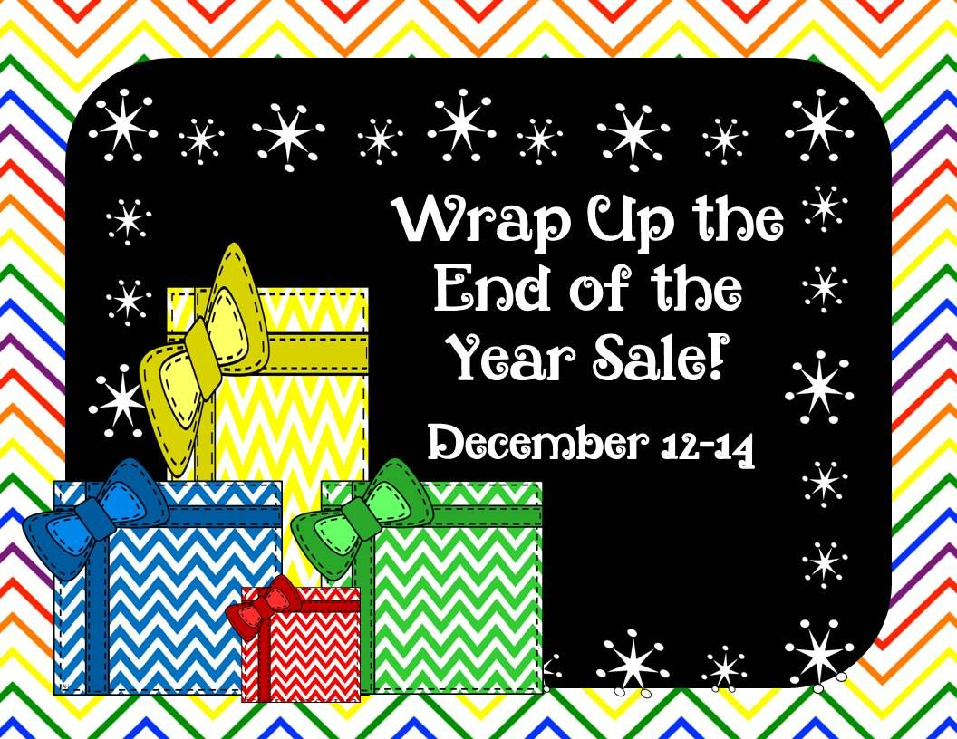 First Grade and Fabulous: Wrap up the year Sale!