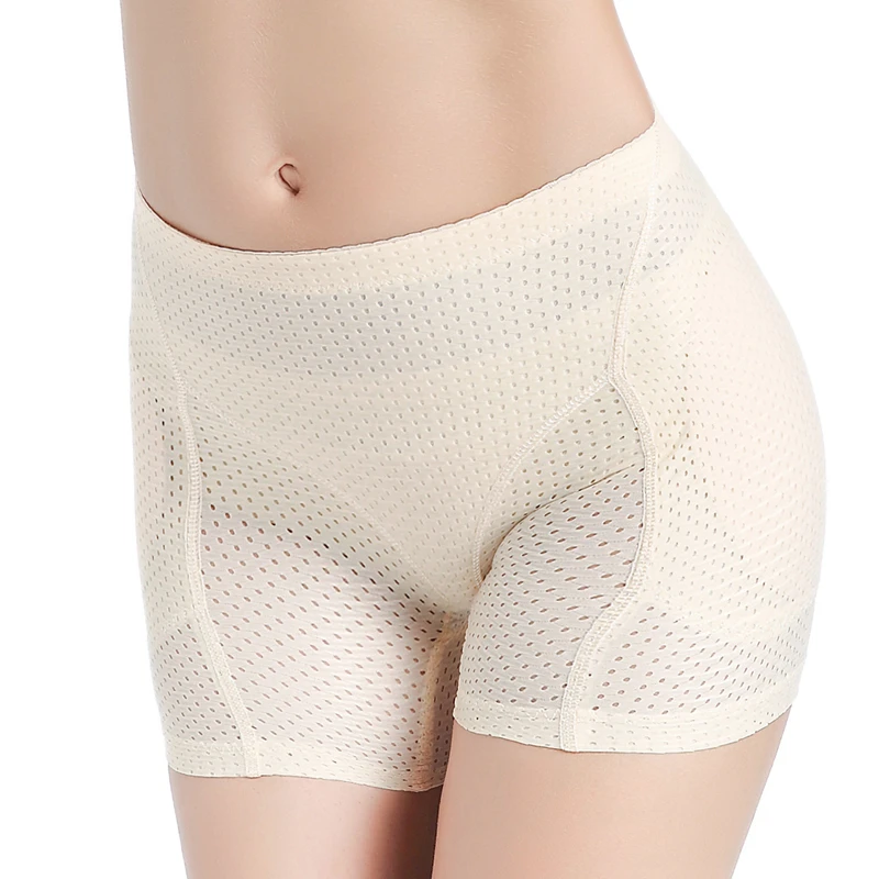 Women Butt Lifter Shaper Panties Shapewear Plus Size Butt Lift Padded Control HQ