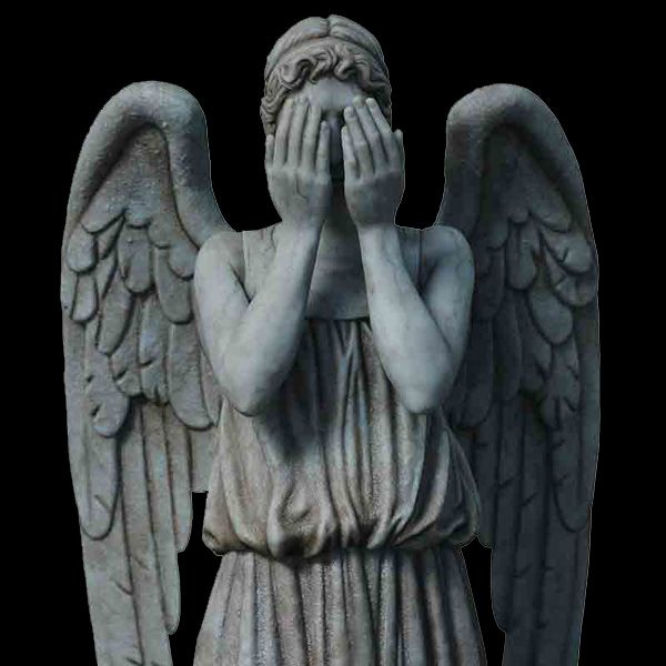 Pre-Order Big Chief Dr. Who Weeping Angel 1:6 Scale Figurine   Weeping angel, Doctor who, Doctor who art