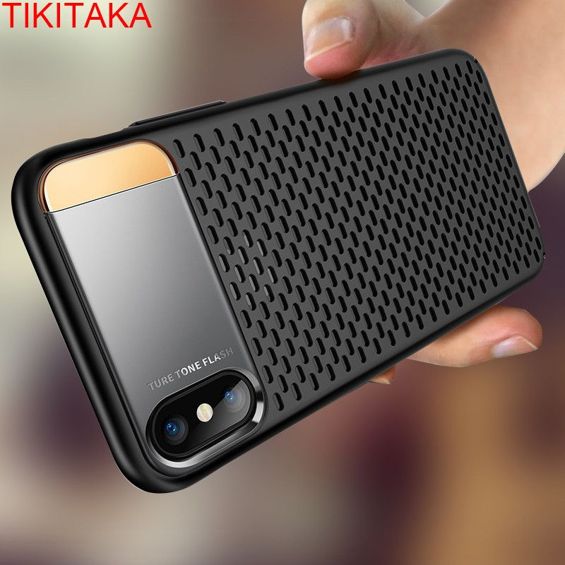 Tikitaka Ultra Thin Cooling Breathing Phone Case For Slim Hard Pc Shell Us 8 78 Iphone X Cases Iphone X Wallpaper Hd Iphone X Iphone Lg Phone Phone