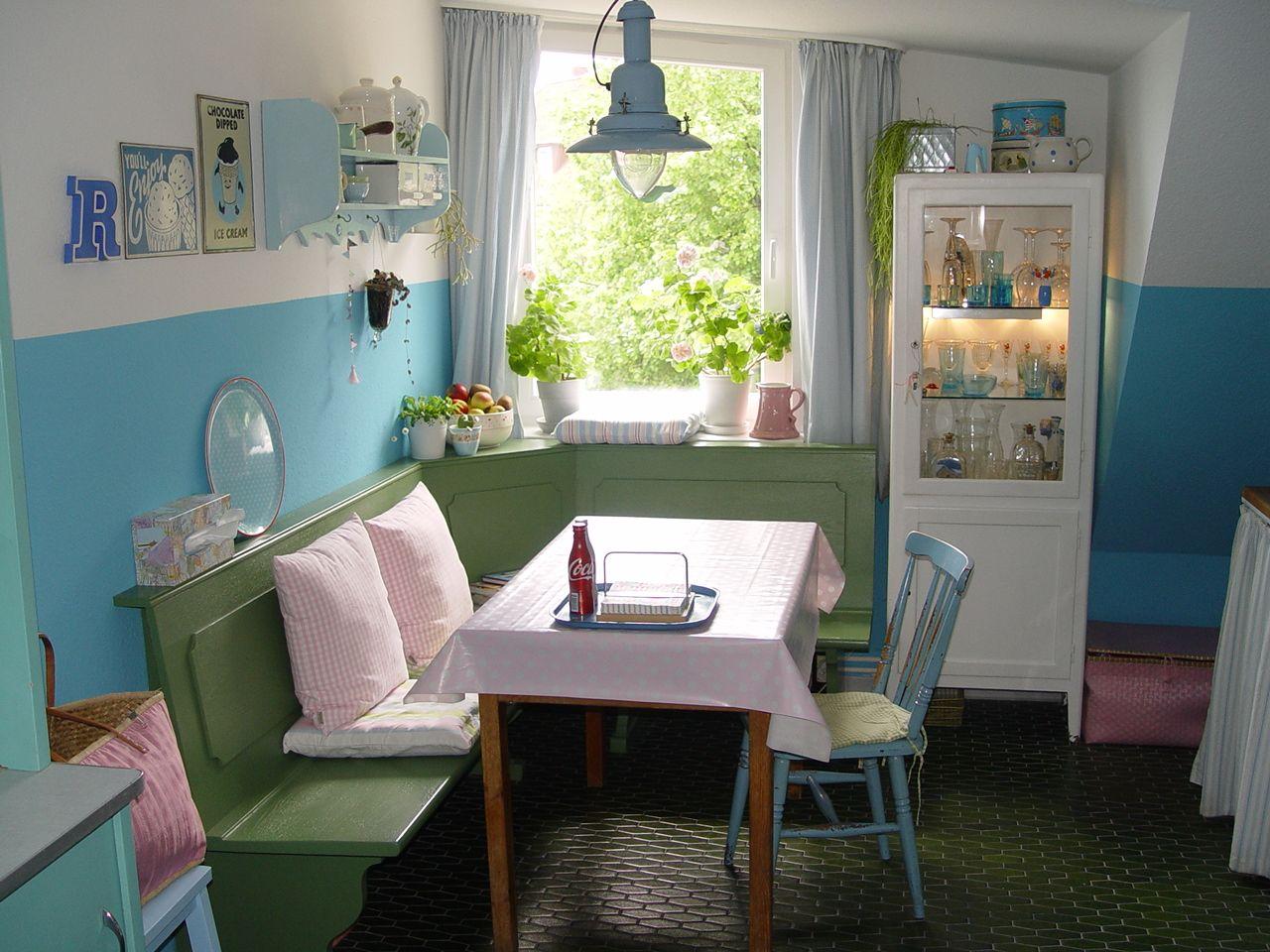 Atemberaubend Farbschemata Für Küche Speisesäle Fotos ...