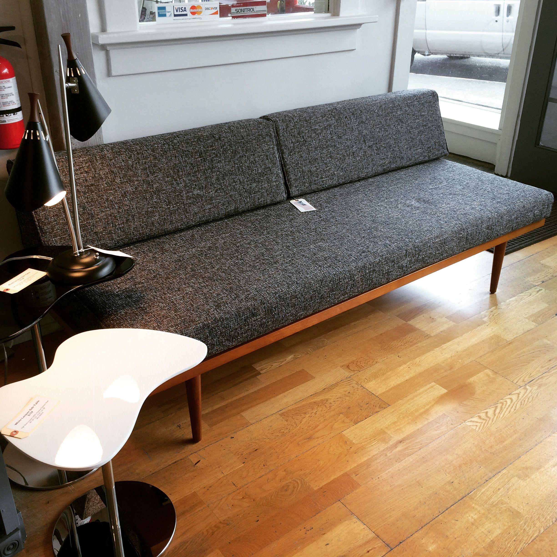 Twin loft bed craigslist  Mid Century Modern Daybed Sofa  Floor Model SALE  OFF