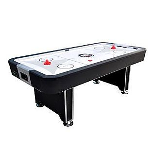 We Had An Air Hockey, Pool Table U0026 Foosball Table In Our Family Game Room
