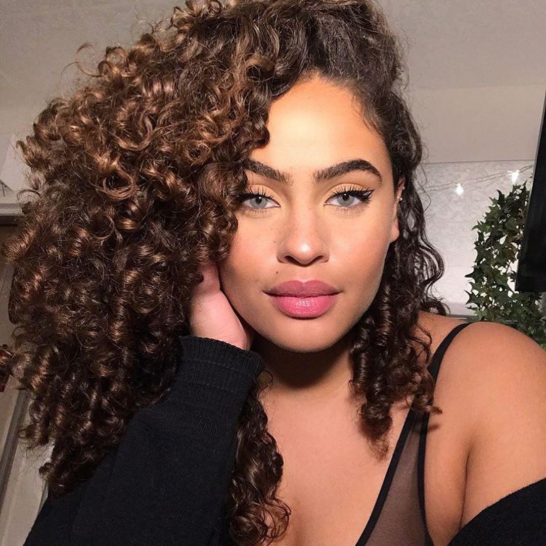 pinterest:candyrizos   hair & makeup   pinterest   curly