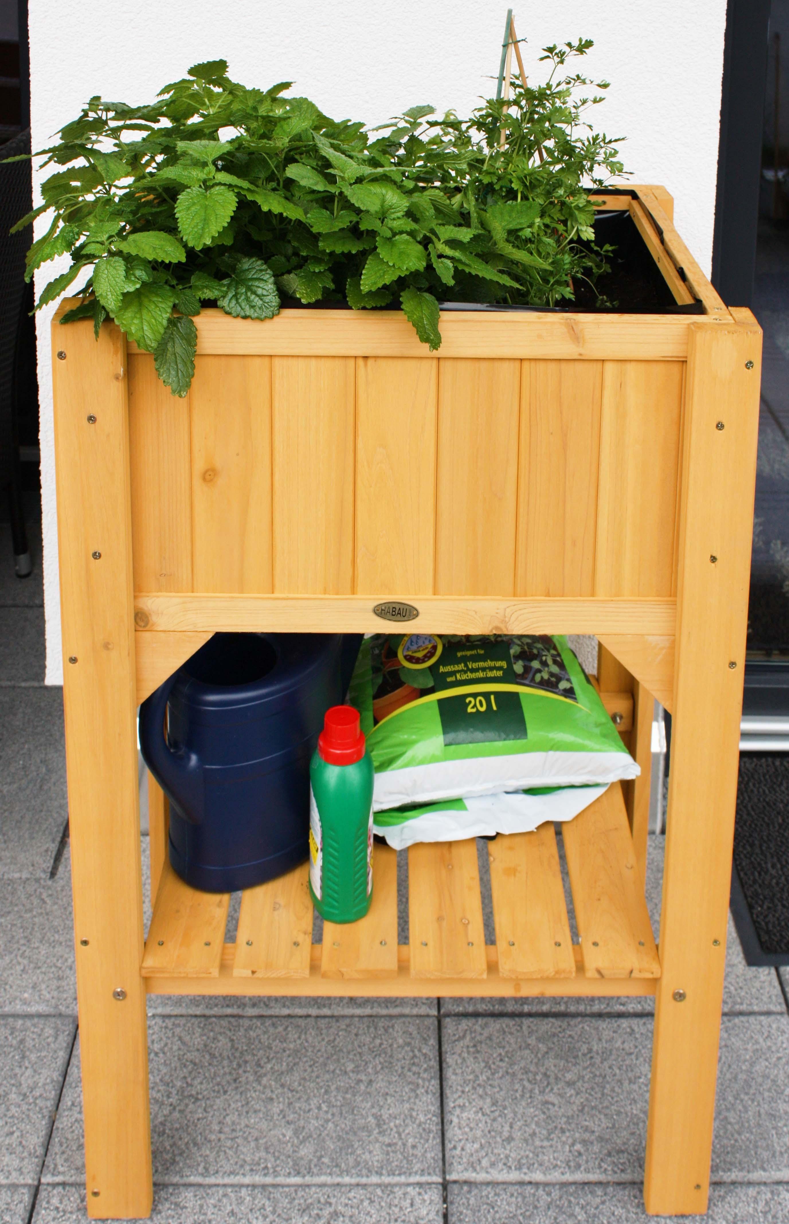 Hubsches Hochbeet Fur Den Balkon Http Amzn To 2nefqfi Hochbeet Wohnraumgestaltung Gartenblog