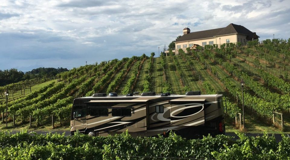 Unique Farm Vineyard Rv Overnight Stops With Harvest Hosts Camping Vacations Rv Camping Travel Usa