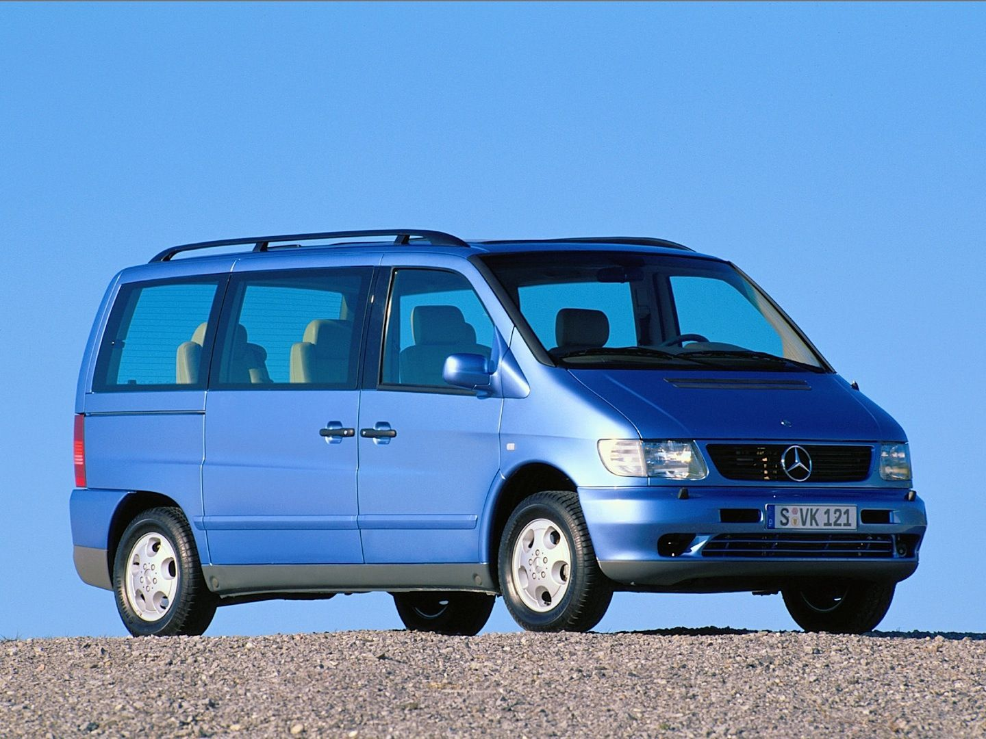 Mercedes benz v class 7 benzes never available in the us