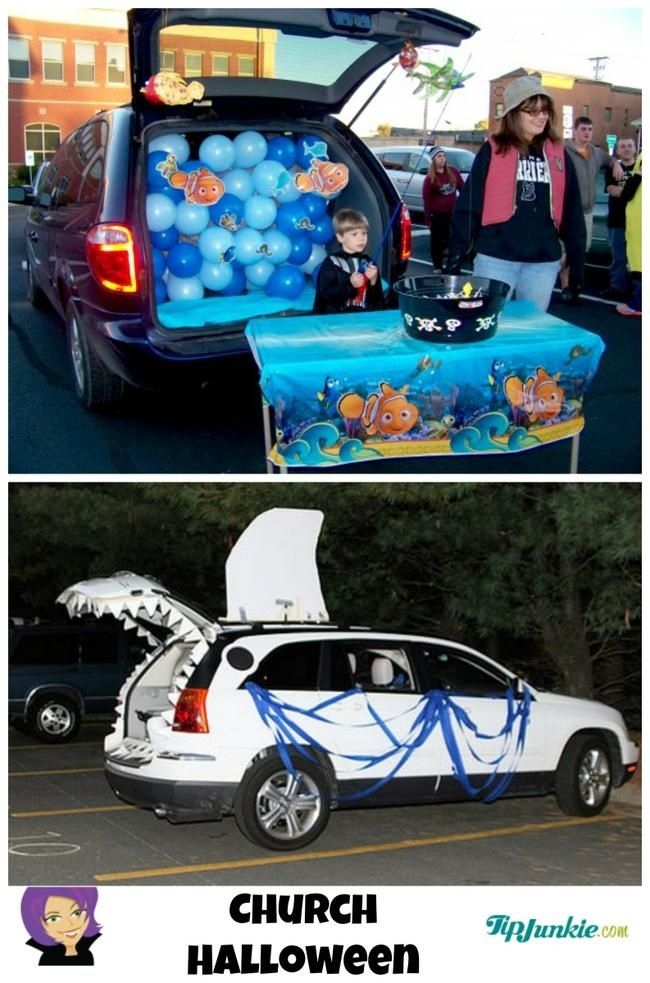 8 Trunk or Treat Ideas featuring ANIMAL Themes Pinterest - trunk halloween decorating ideas