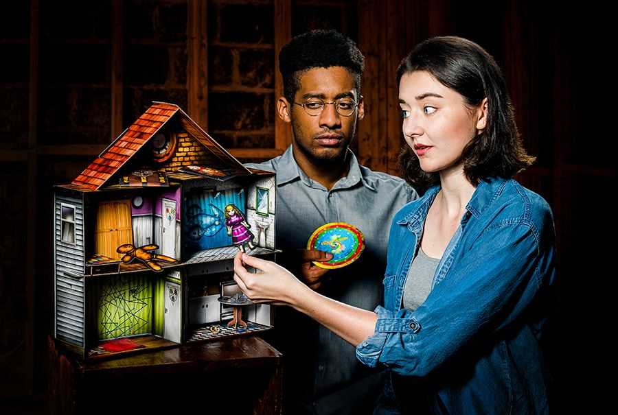 New Escape the Room game at GenCon in 2020 Doll house