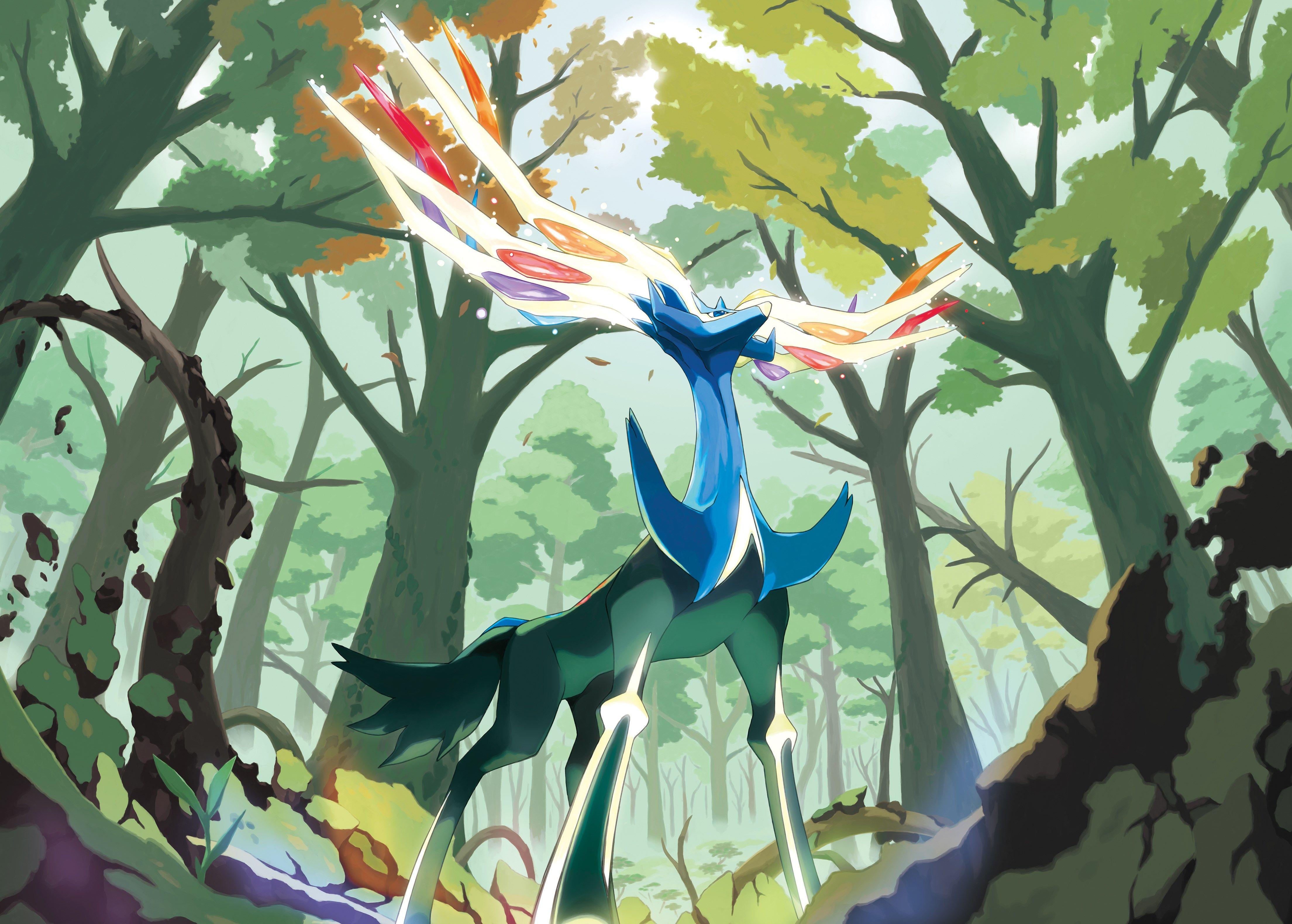 Xerneas Wallpapers Pokemon X Pokemon Pokemon Images