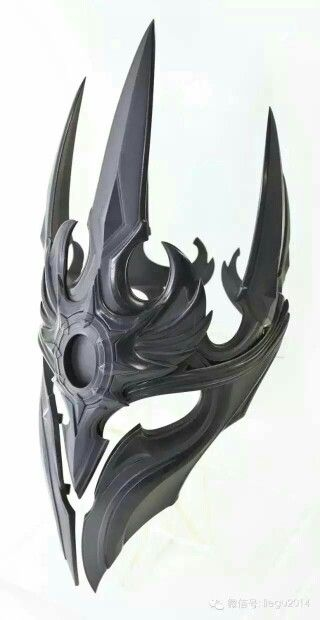 Imperius from diablo 3 mask | Fantasy RPG Resources | Cool