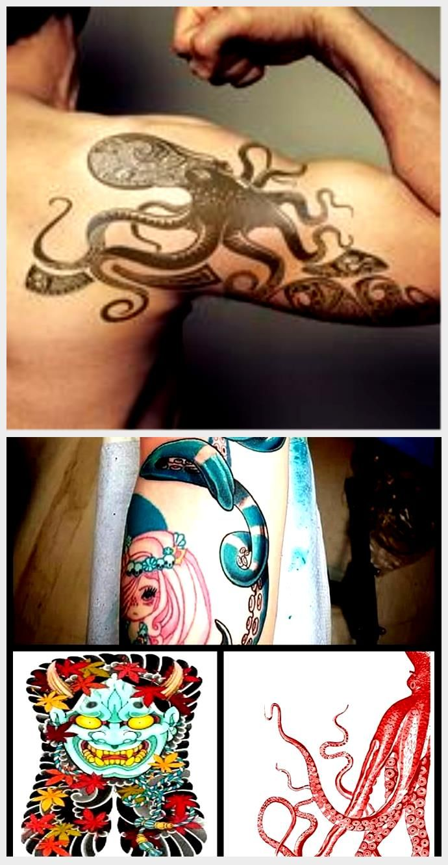 Photo of 5 erstaunliche Octopus Tattoo Design-Ideen, die Sie in Ehrfurcht versetzen werden, #Amazing #Awe …, #Amazin …