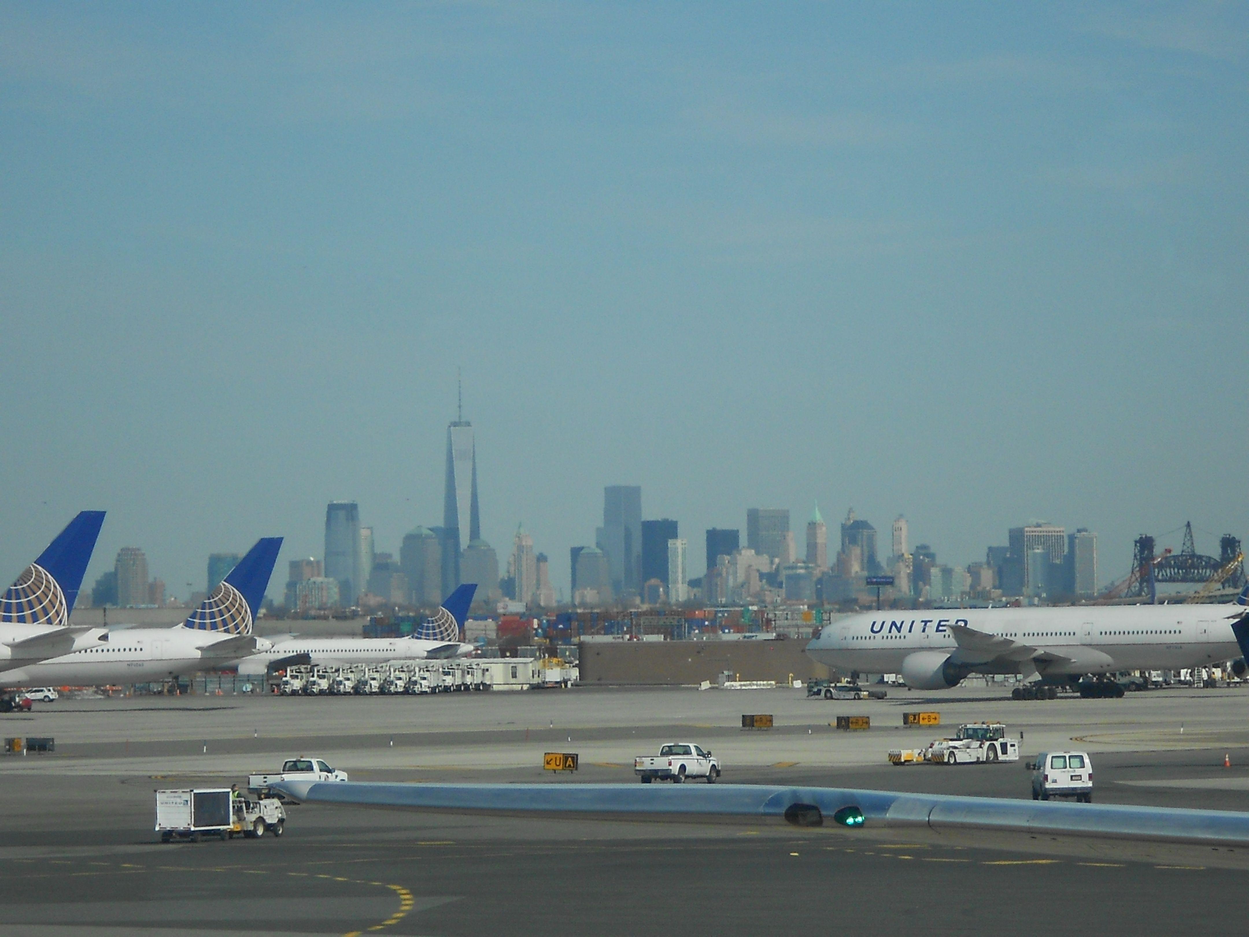 New York City From Newark Airport New York Travel Newark