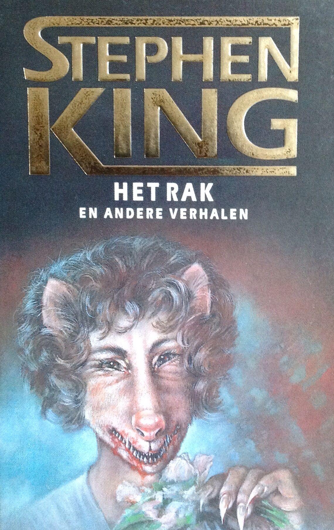 Stephen King Het Rak En Andere Verhalen Stephen King En