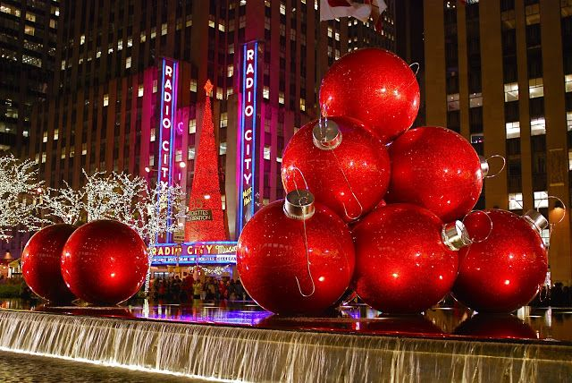 Christmas In Nyc 2021 Saturday November 20 2021 1 Day New York City Do As You Please At Christmas Time Trustworthy Travel Mifflintown Pa