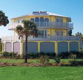 Two Story Luxury Stilt Home Design Built Oceanfront With Ground Level Breakaway Walls Coastal South Car Beach House Flooring House On Stilts Stilt House Plans
